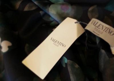 Silke fra Valentino Tissus